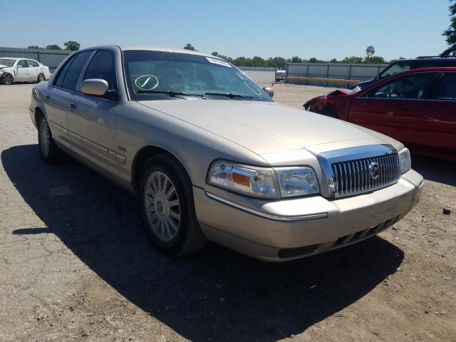 Mercury salvage cars for sale: 2010 Mercury Grand Marq