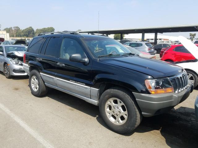 Salvage cars for sale from Copart Hayward, CA: 2000 Jeep Grand Cherokee
