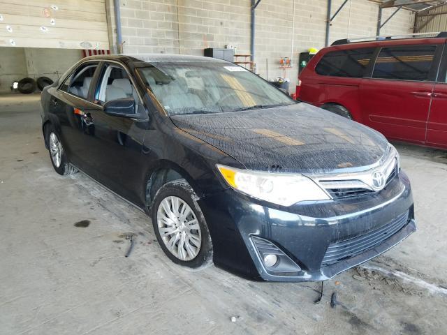 Vehiculos salvage en venta de Copart Cartersville, GA: 2012 Toyota Camry Base