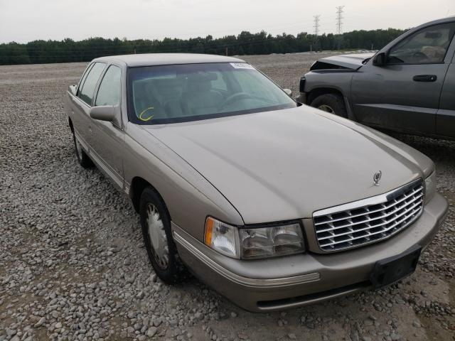 Salvage cars for sale from Copart Memphis, TN: 1999 Cadillac Deville