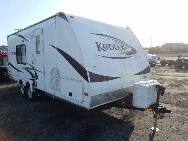 Dutchmen Vehiculos salvage en venta: 2011 Dutchmen Kodiak