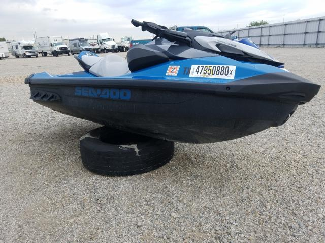 Salvage 2020 Seadoo GTI SE for sale