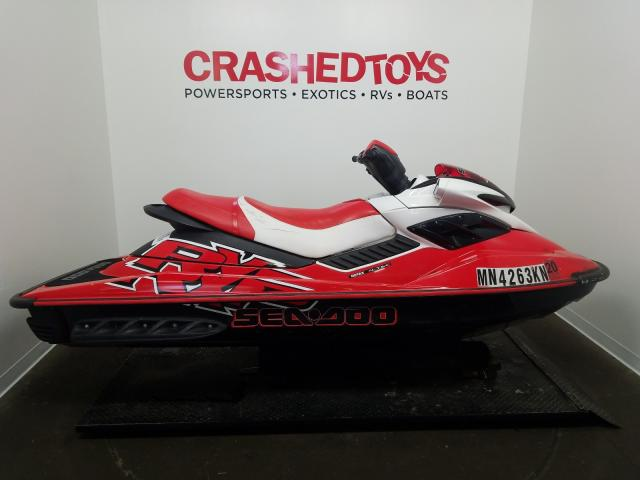 Salvage 2008 Seadoo RXP for sale