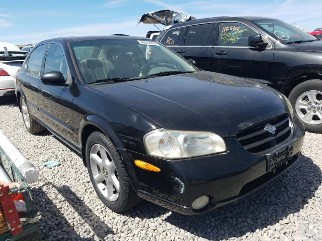 Nissan Maxima GLE salvage cars for sale: 2000 Nissan Maxima GLE