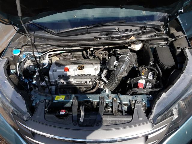 2013 HONDA CR-V EX 5J6RM3H53DL025860