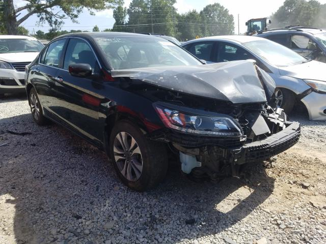Honda Accord LX salvage cars for sale: 2014 Honda Accord LX