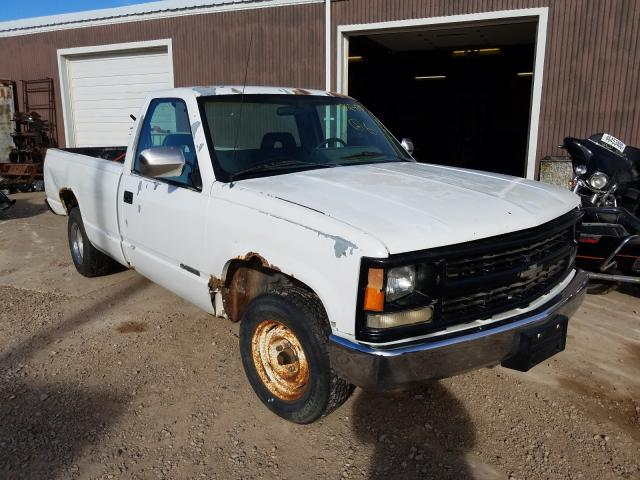 Chevrolet GMT-400 C1 salvage cars for sale: 1994 Chevrolet GMT-400 C1