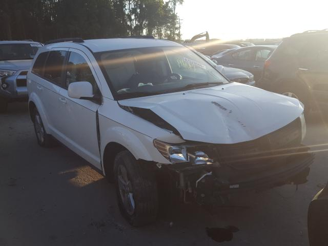 Vehiculos salvage en venta de Copart Dunn, NC: 2010 Dodge Journey SX
