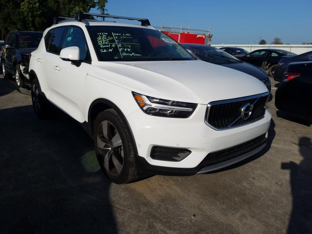 Salvage cars for sale from Copart Dunn, NC: 2019 Volvo XC40 T5 MO