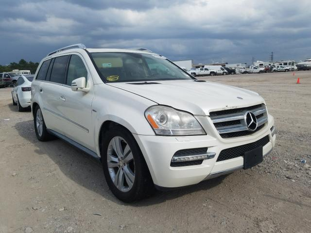 2011 Mercedes-Benz GL 350 BLU for sale in Houston, TX