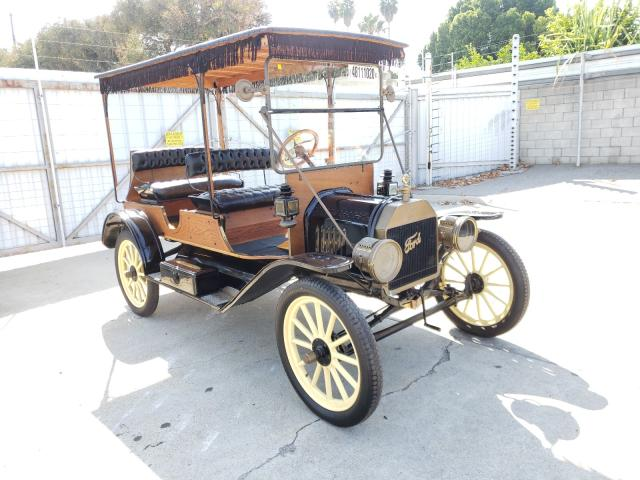 Salvage 1914 Ford MODEL T for sale