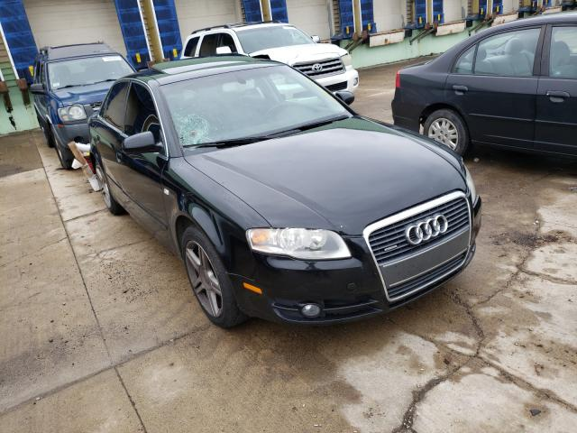 Salvage cars for sale from Copart Columbus, OH: 2006 Audi A4 2.0T Quattro