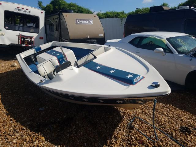 Salvage 1975 Mastercraft BOAT for sale
