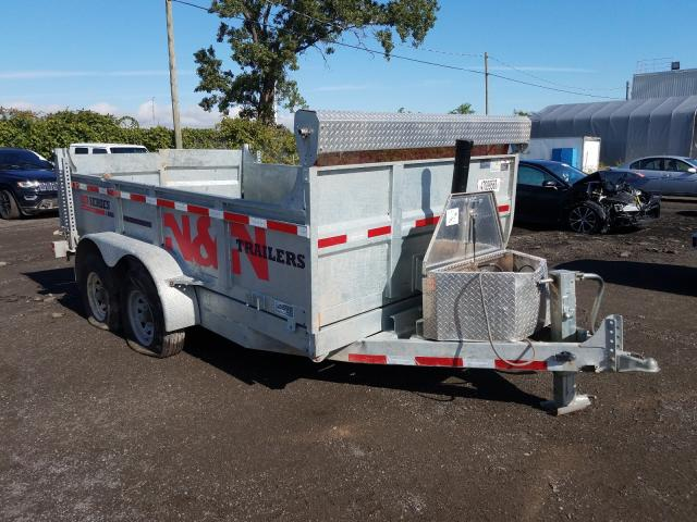 Trail King Vehiculos salvage en venta: 2020 Trail King Trailer