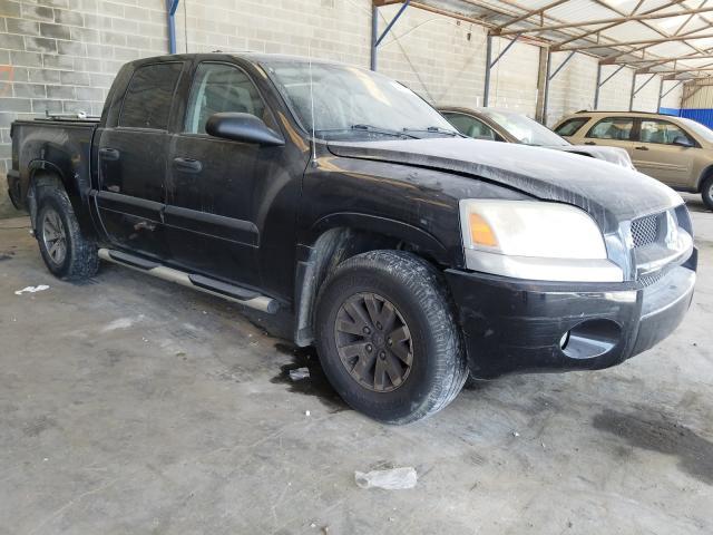 2008 Mitsubishi Raider LS en venta en Cartersville, GA