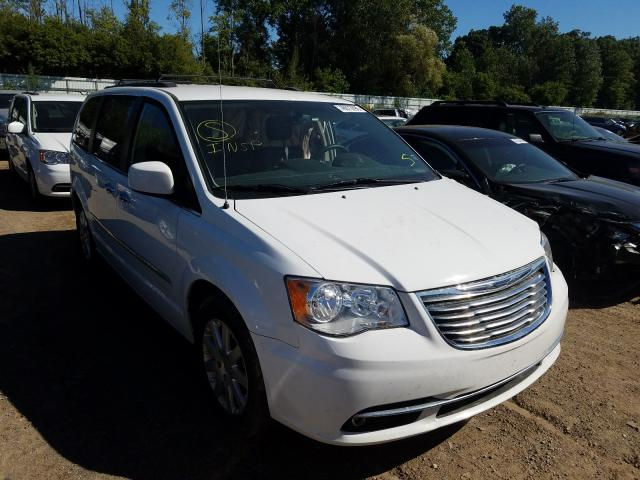 2016 Chrysler Town & Country for sale in Davison, MI