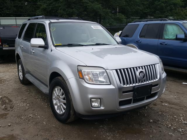 Mercury salvage cars for sale: 2010 Mercury Mariner PR