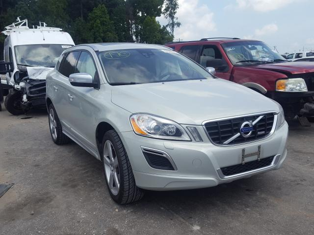 Salvage cars for sale from Copart Dunn, NC: 2011 Volvo XC60 3.2