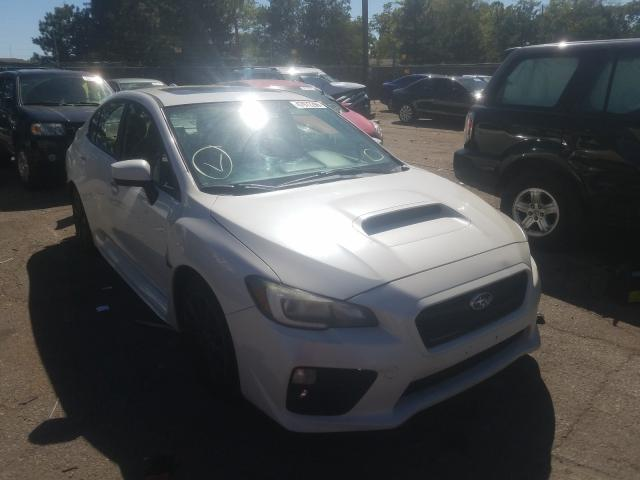 Salvage cars for sale from Copart Denver, CO: 2015 Subaru WRX Limited