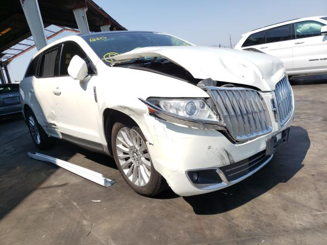 Lincoln Vehiculos salvage en venta: 2012 Lincoln MKT