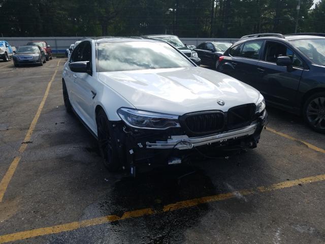 Vehiculos salvage en venta de Copart Eight Mile, AL: 2020 BMW M5 Base