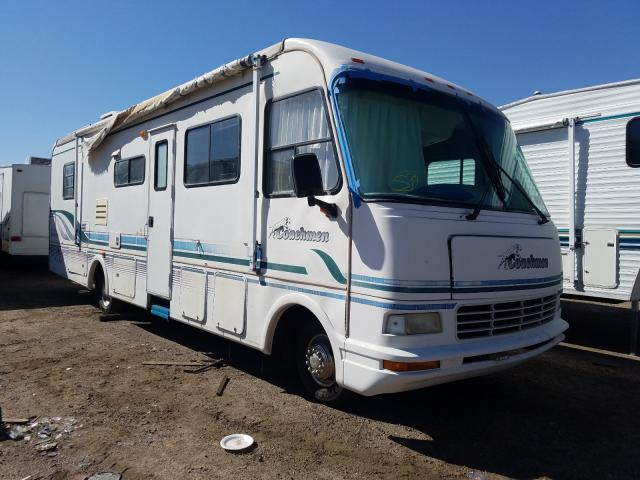 Coachmen Catalina salvage cars for sale: 1995 Coachmen Catalina