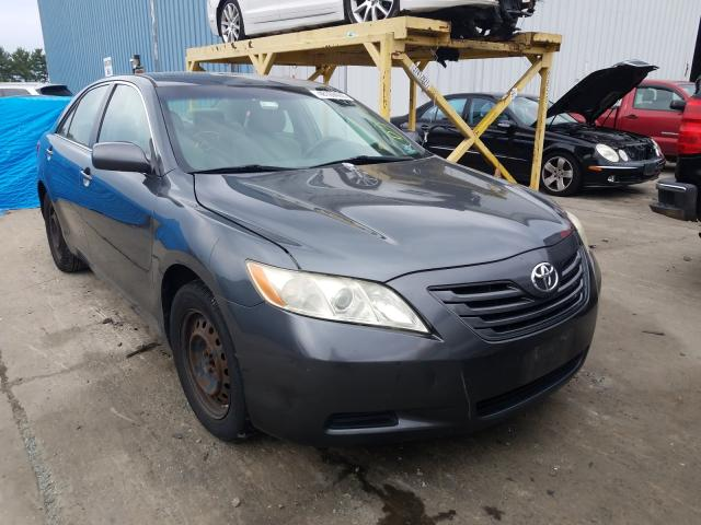 Toyota salvage cars for sale: 2007 Toyota Camry