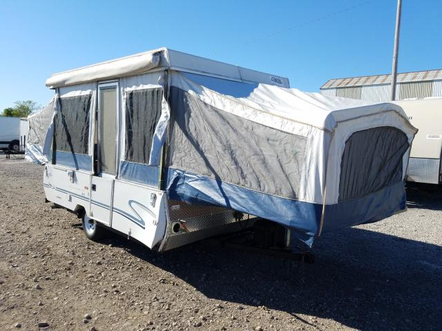 Jayco salvage cars for sale: 2001 Jayco Eagle