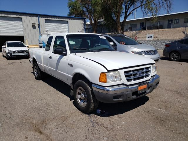 Salvage cars for sale from Copart Albuquerque, NM: 2001 Ford Ranger SUP