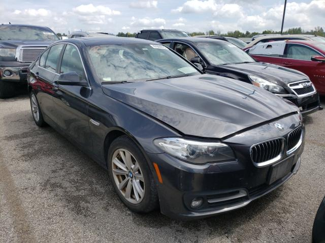 BMW 528 XI salvage cars for sale: 2016 BMW 528 XI