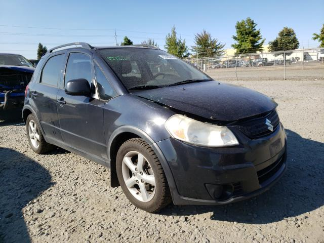 Suzuki salvage cars for sale: 2008 Suzuki SX4 Base