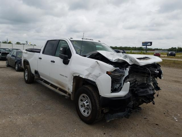 Salvage cars for sale from Copart Cicero, IN: 2020 Chevrolet Silverado