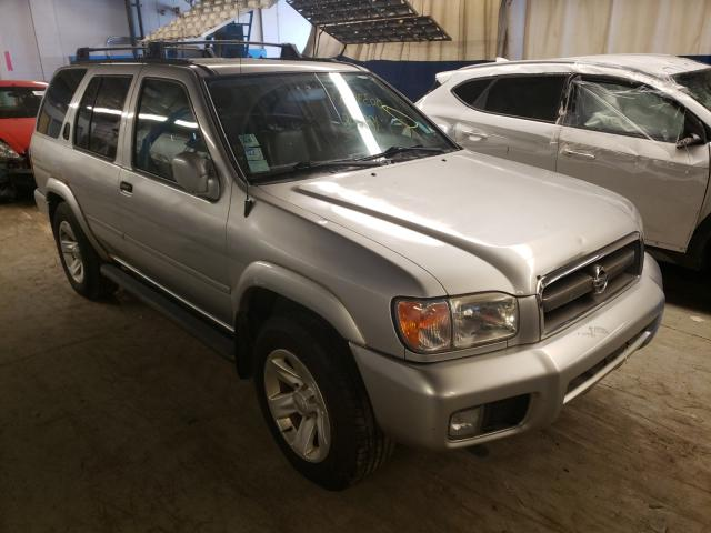 Nissan Pathfinder salvage cars for sale: 2003 Nissan Pathfinder