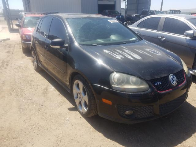 Salvage cars for sale from Copart Albuquerque, NM: 2008 Volkswagen GTI