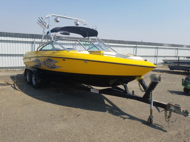 Salvage 2004 Mastercraft BOAT for sale