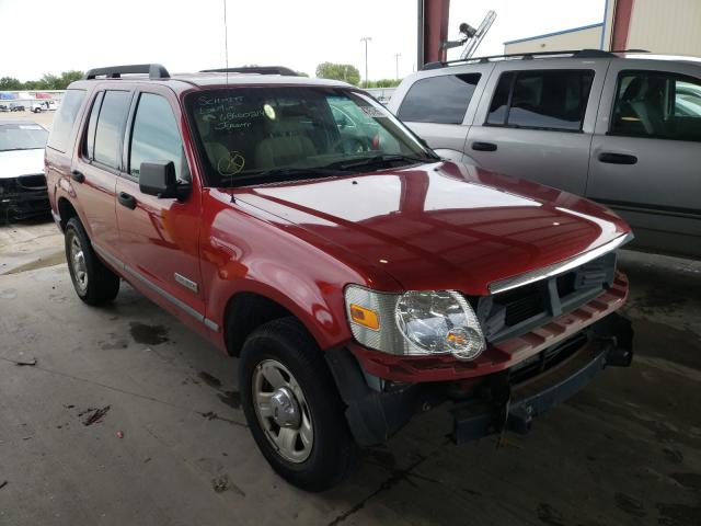 Ford Explorer X salvage cars for sale: 2006 Ford Explorer X