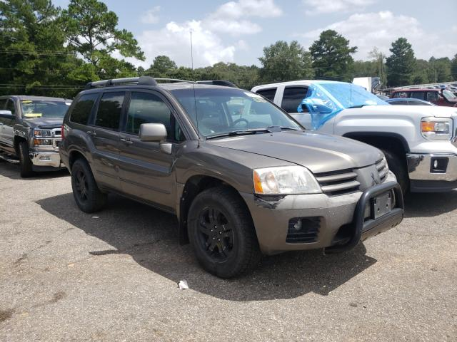 Mitsubishi salvage cars for sale: 2005 Mitsubishi Endeavor X