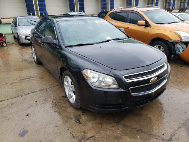 Salvage cars for sale from Copart Columbus, OH: 2011 Chevrolet Malibu LS