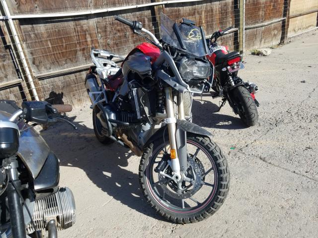 BMW R1200 GS salvage cars for sale: 2013 BMW R1200 GS