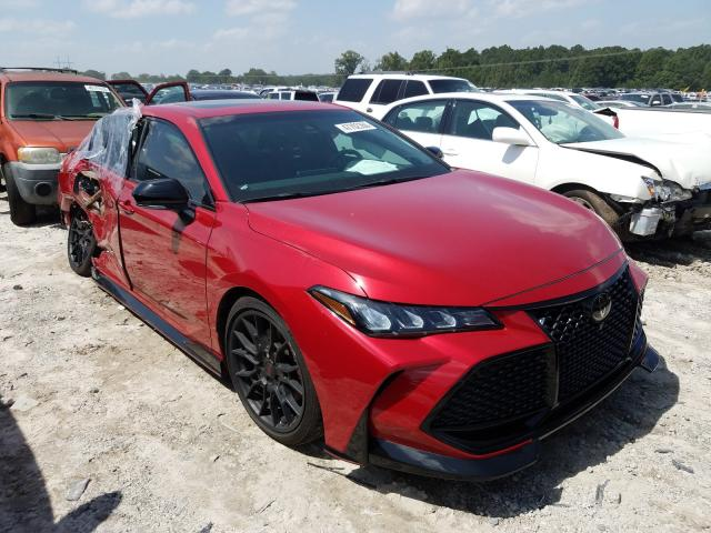 Toyota Avalon XSE salvage cars for sale: 2020 Toyota Avalon XSE