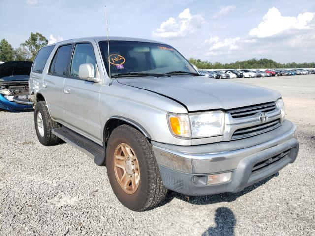 Toyota 4runner salvage cars for sale: 2001 Toyota 4runner
