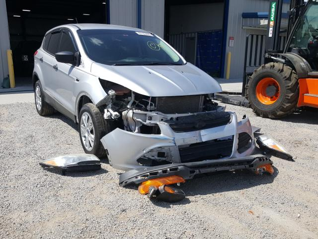 Salvage cars for sale at Harleyville, SC auction: 2013 Ford Escape S