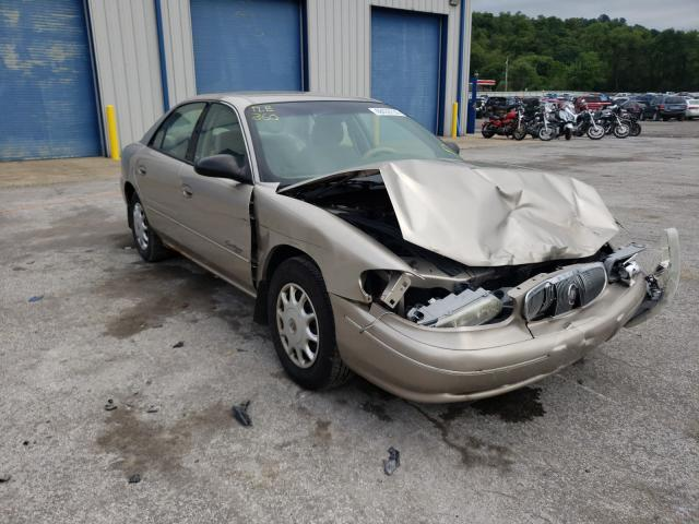 Buick Century CU,Century LI,Century LT,Century SP salvage cars for sale: 1999 Buick Century CU