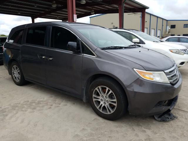 Vehiculos salvage en venta de Copart Wilmer, TX: 2013 Honda Odyssey EX