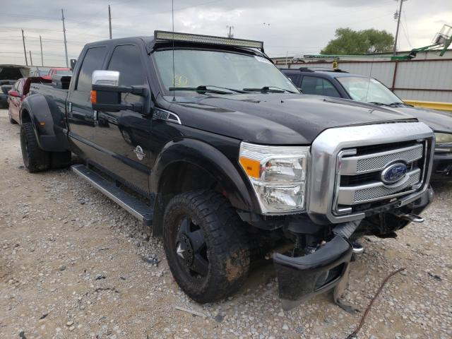 Salvage cars for sale from Copart Haslet, TX: 2014 Ford F350 Super