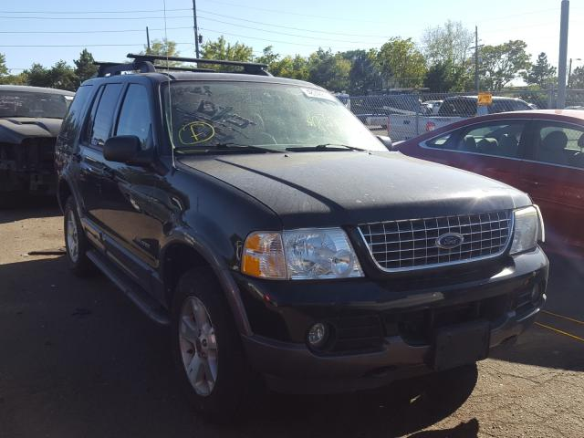 Ford Explorer X salvage cars for sale: 2005 Ford Explorer X