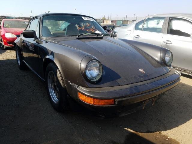 Porsche 911 salvage cars for sale: 1980 Porsche 911