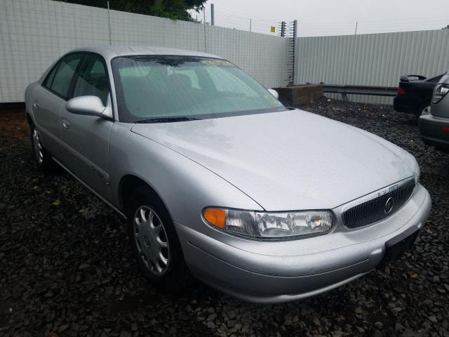 Buick Century CU,Century LI,Century LT,Century SP salvage cars for sale: 2002 Buick Century CU
