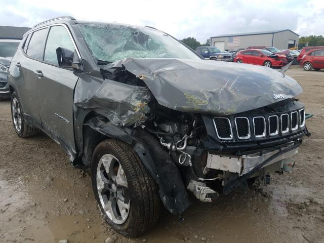 Jeep Compass LI salvage cars for sale: 2020 Jeep Compass LI