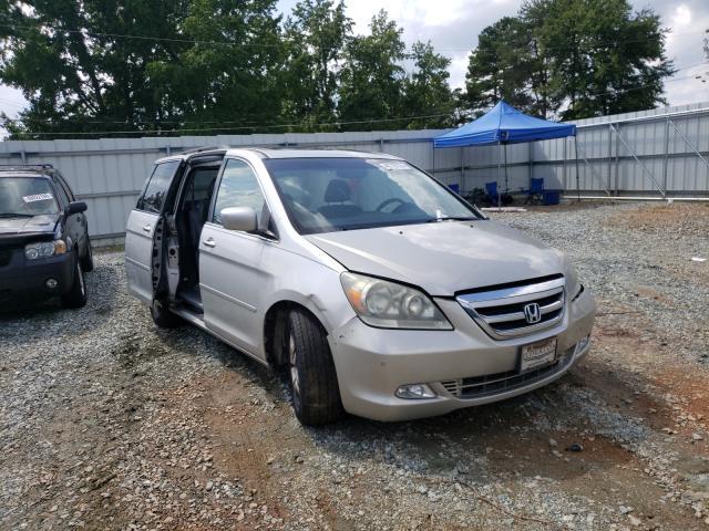 2007 Honda Odyssey TO en venta en Mebane, NC